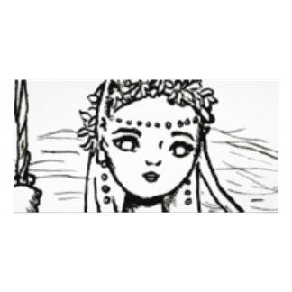Mysti Picture Card