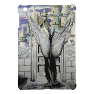 Mystic Angel Castle CricketDiane Art & Design iPad Mini Cover