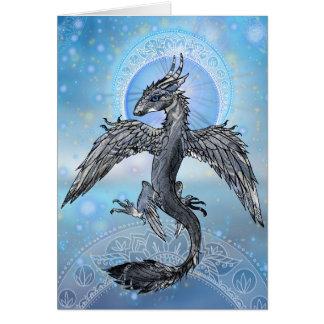 Mystic Bird Dragon Card