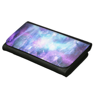 Mystic Dream Leather Wallet For Women