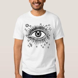 Mystic Eye Sees All ICU Tee Shirts