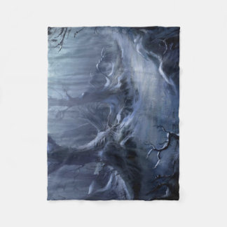 Mystic Forest Fleece Blanket