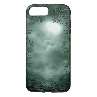Mystic Green Moonlight Tough iPhone 7 Plus Case