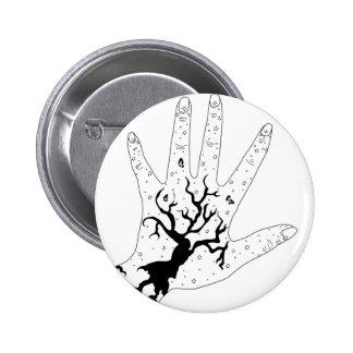 Mystic Hand Pin
