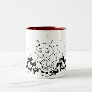 Mystic Kitty Mug