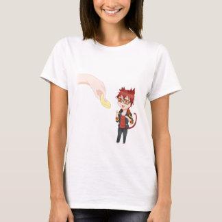 Mystic Messenger: 707 (Chibi Neko ver) T-Shirt