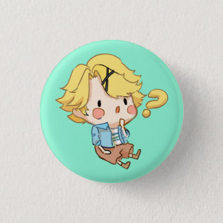 Mystic Messenger : Confused Yoosung Button