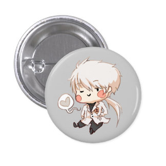 Mystic Messenger : Lovely Zen ♥ Button