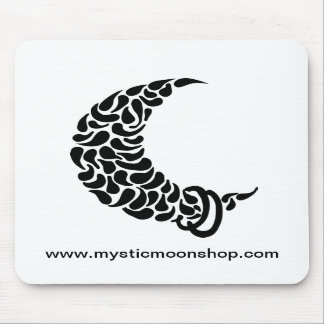 Mystic Moon Shop Mouse Pad