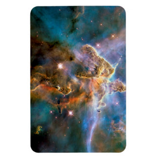Mystic Mountain Carina Nebula Rectangular Magnet