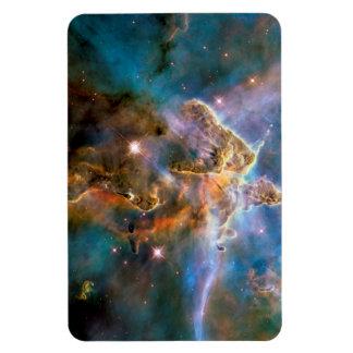 Mystic Mountain Carina Nebula Rectangular Photo Magnet