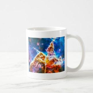 Mystic Mountain Nebula Mugs