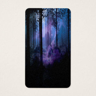 Mystic Night Business Card