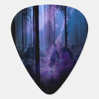 Mystic Night Guitar Pick