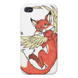 Mystic Reflections Flying Fox Phone Case Case For iPhone 4