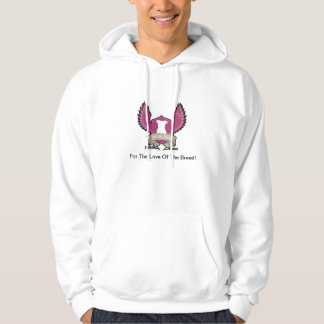 Mystic Rose Pit Bull Rescue Hoodie