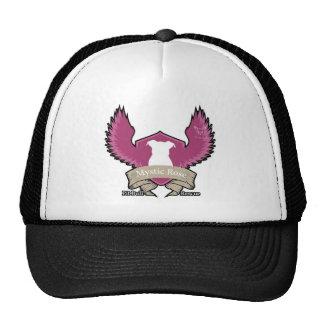 Mystic Rose Pit Bull Rescue Trucker Hat