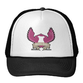 Mystic Rose Pit Bull Rescue Trucker Hat