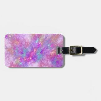 Mystic Splash Luggage Tag