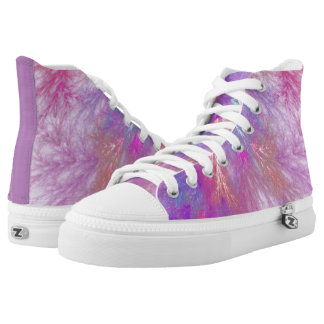 Mystic Splash Printed Shoes