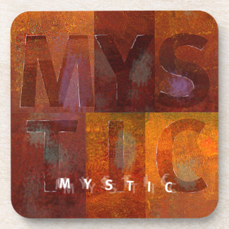 "Mystic (""Squares"" Collection) Coaster"
