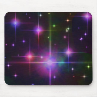 Mystic Stars Mouse Pad