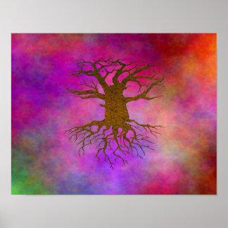 Mystic Tree 2 Poster
