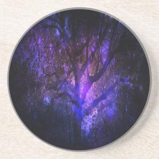 Mystic Tree Drink Coasters
