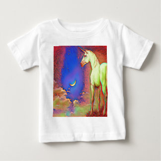 Mystic Unicorn Baby T-Shirt