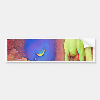 Mystic Unicorn Bumper Sticker