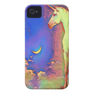 Mystic Unicorn iPhone 4 Case-Mate Case