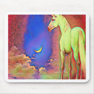 Mystic Unicorn Mouse Pad