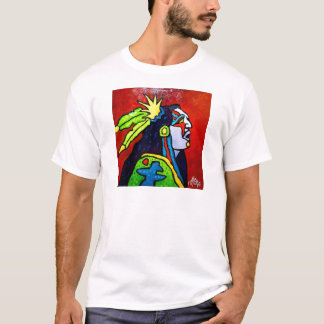 Mystic Warrior # 1 by Piliero T-Shirt