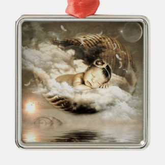 Mystical Baby Fairy Tale Ornament