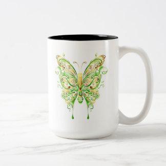 Mystical Butterflies Mug