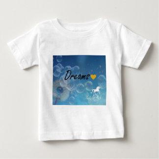 Mystical Dreams Unicorn Baby T-Shirt