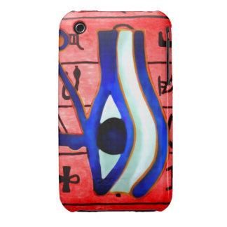 Mystical Eye of Ra iPhone 3 Cases