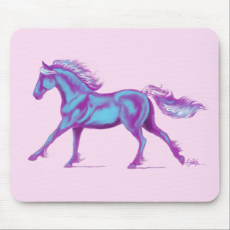 Mystical Horse Mouse Pade Mouse Pad