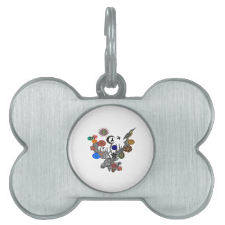 MYSTICAL IN NATURE PET ID TAG