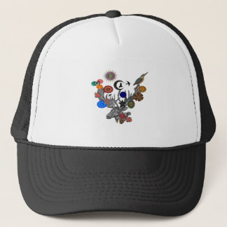 MYSTICAL IN NATURE TRUCKER HAT