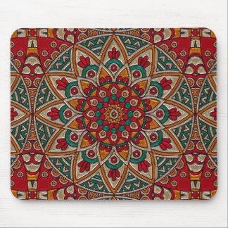 Mystical Mandala Mouse Pad