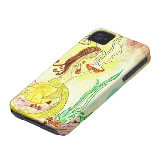 Mystical Mermaid iPhone 4 Cover