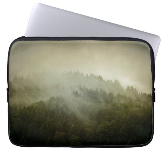 Mystical nature - laptop sleeve