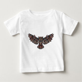 Mystical Owl Baby T-Shirt