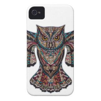 Mystical Owl iPhone 4 Case
