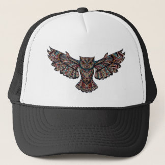 Mystical Owl Trucker Hat