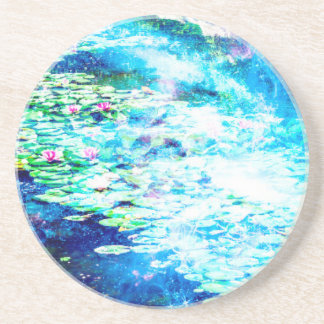 Mystical Pond Coaster