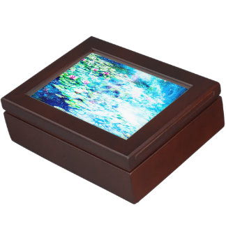 Mystical Pond Memory Boxes