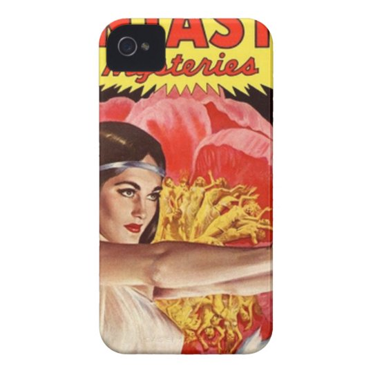 Mystical Priestess iPhone 4 Case-Mate Cases