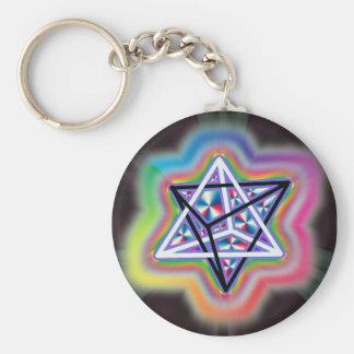 Mystical Shape Keychain